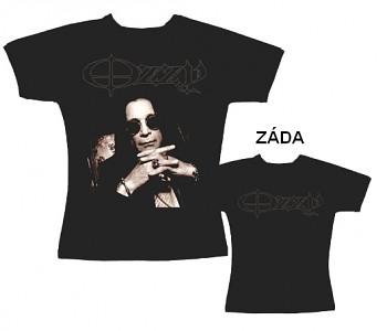 Ozzy Osbourne - dámské triko