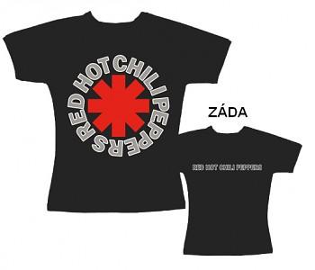 Red Hot Chili Peppers - dámské triko