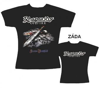 Rhapsody - dámské triko