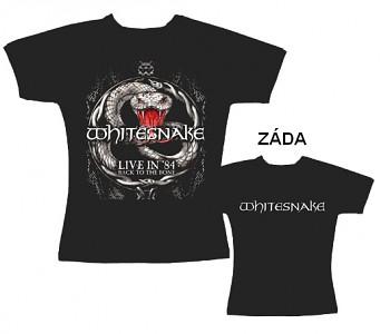 Whitesnake- dámské triko