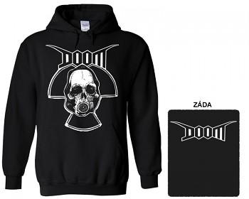 Doom - mikina s kapucí