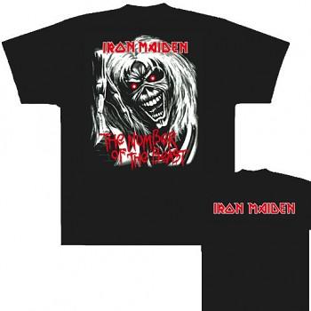 Iron Maiden- triko