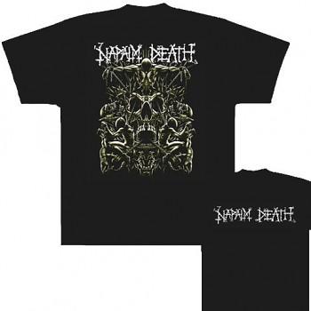Napalm Death- triko