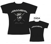 Gamma Ray - dámské triko