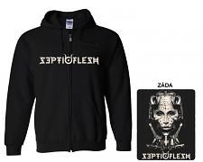 Septic Flesh - mikina s kapucí a zipem