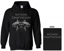 Within Temptation - mikina s kapucí