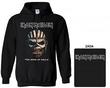 Iron Maiden - mikina s kapucí