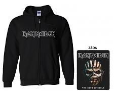 Iron Maiden - mikina s kapucí a zipem