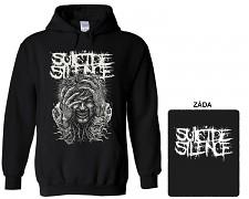 Suicide Silence - mikina s kapucí