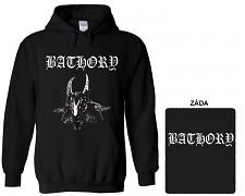 Bathory - mikina s kapucí