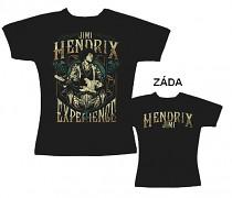Jimi Hendrix - dámské triko