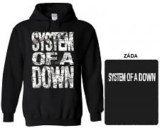 System Of A Down - mikina s kapucí