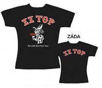 ZZ Top - dámské triko