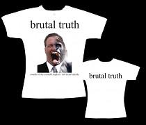 Brutal Truth - dámské triko