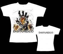 Disturbed - dámské triko