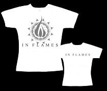 In Flames - dámské triko