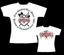 Vomitory - dámské triko