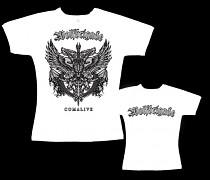 Wolfbrigade - dámské triko
