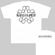 Black Veil Brides - triko bílé
