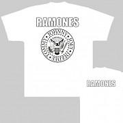 Ramones - triko bílé