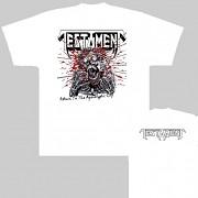 Testament - triko bílé