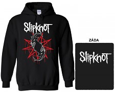 Slipknot - mikina s kapucí