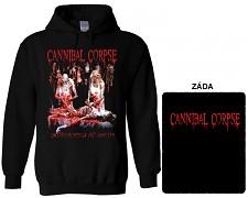 Cannibal Corpse - mikina s kapucí