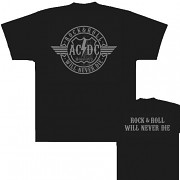 AC/DC - triko