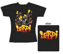 Lordi - dámské triko