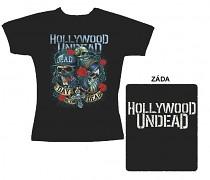 Hollywood Undead - dámské triko