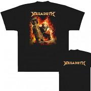 Megadeth - triko
