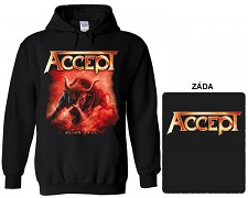 Accept - mikina s kapucí