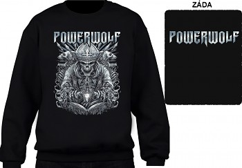 Powerwolf - mikina bez kapuce