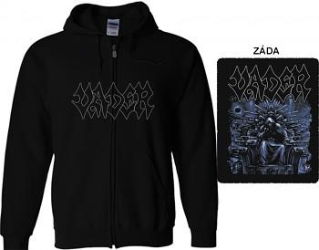 Vader - mikina s kapucí a zipem