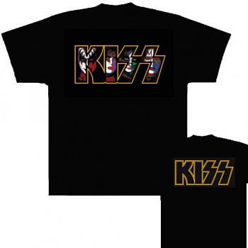 Kiss - triko
