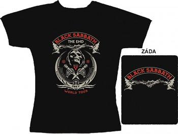 Black Sabbath - dámské triko