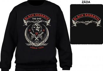 Black Sabbath - mikina bez kapuce