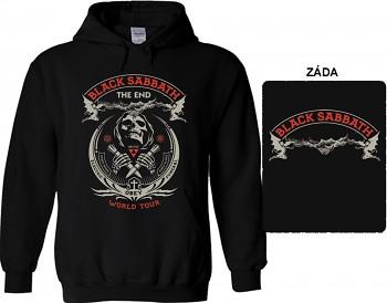 Black Sabbath - mikina s kapucí