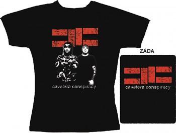 Cavalera Conspiracy - dámské triko