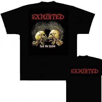 Exploited - triko