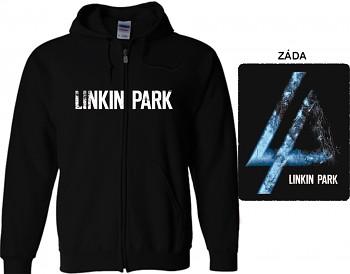 Linkin Park - mikina s kapucí a zipem