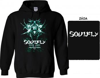 Soulfly - mikina s kapucí