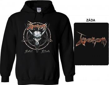 Venom - mikina s kapucí