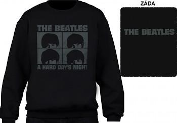 Beatles - mikina bez kapuce