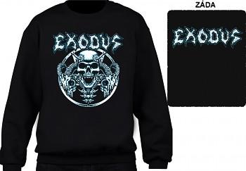 Exodus - mikina bez kapuce