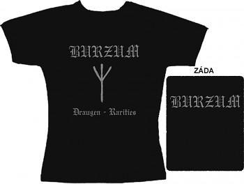 Burzum - dámské triko