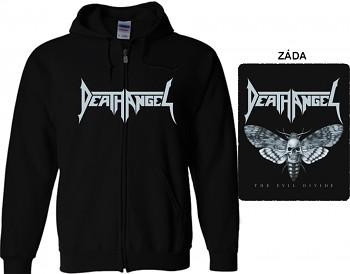 Death Angel - mikina s kapucí a zipem
