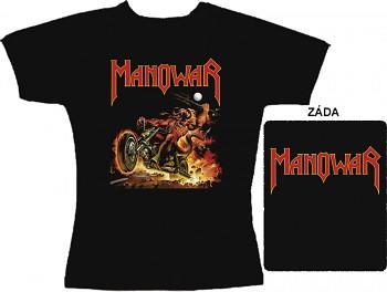 Manowar - dámské triko