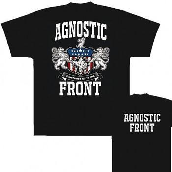 Agnostic Front - triko