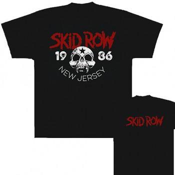 Skid Row - triko